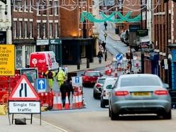 Council defends Shrewsbury Wyle Cop one-way closure