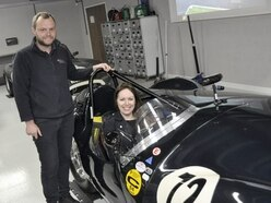 Homecoming for Shropshire racing car firm