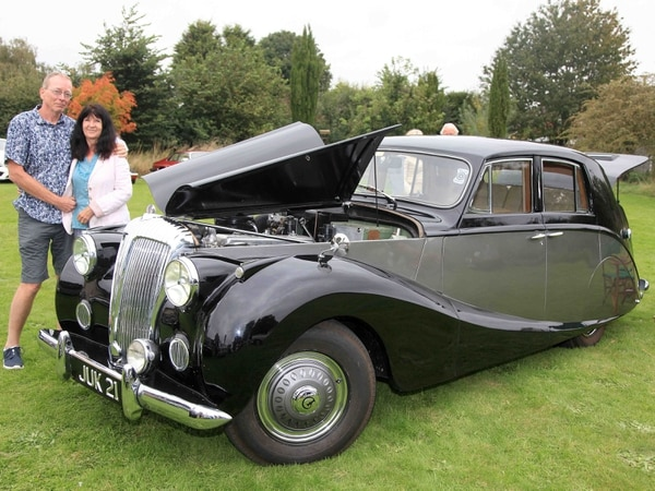 Classic car show near Newport could now be annual event following success
