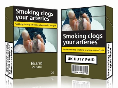 Cigarette price rise linked to introduction of plain packaging