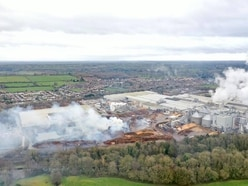 Blaze firm Kronospan under fire over £20 offer for cleaning costs
