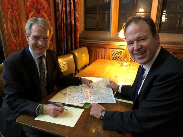 Dual the A5 campaign: Shropshire MP Owen Paterson in talks with transport minister