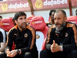 Defeat takes nothing away from Wolves says Nuno
