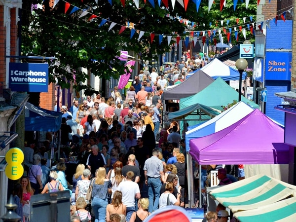 Council to take control of Oswestry Food Festival