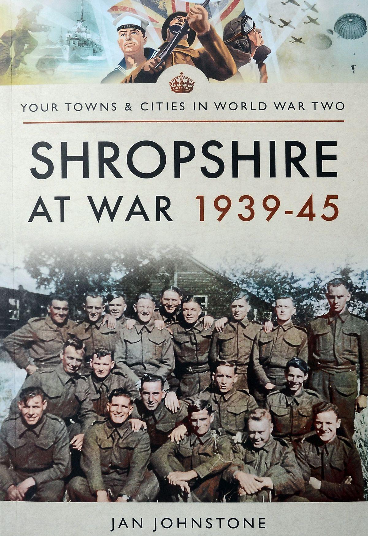Shropshire At War