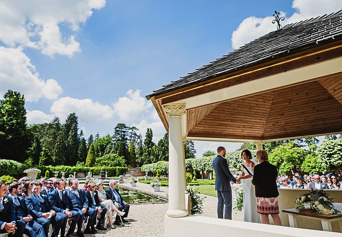 There plenty of beautiful places to hold a ceremony Photo: Amy Taylor Imaging Photography