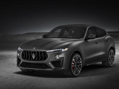 Maserati announces UK pricing for V8-powered Levante GTS and Trofeo