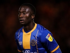 Daniel Udoh ready to help Shrewsbury rule against Liverpool