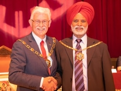 Telford's new mayor is elected