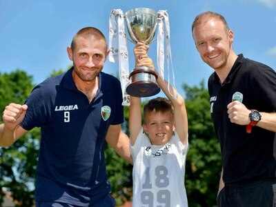 Scott Ruscoe excited to pursue cup glory with The New Saints