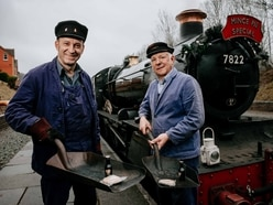 All aboard for Mince Pie Specials at Llangollen Railway