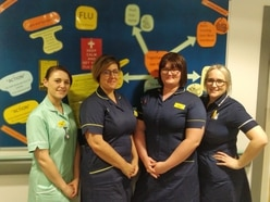 Shropshire hospitals given highest grade for infection control
