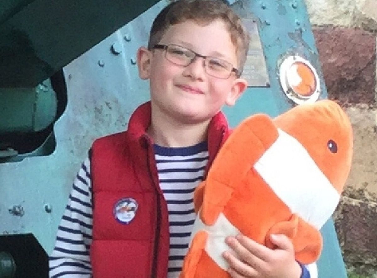 Seven-year-old schoolboy Archie was found dead at home