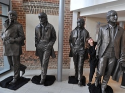 She saw them standing there! Beatlemania hits Shrewsbury's Theatre Severn