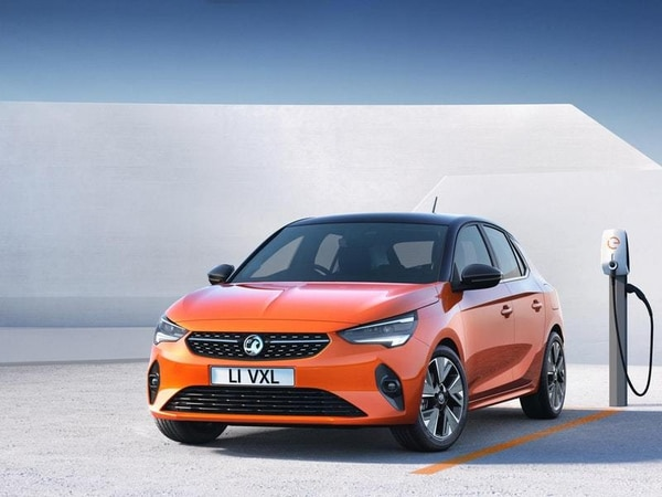Vauxhall charges ahead with all-electric Corsa-e
