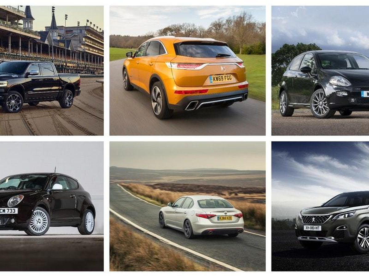 The FCA-PSA mashups we want to see