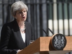 Theresa May pledges 'humility and resolve' ahead of Queen's Speech programme