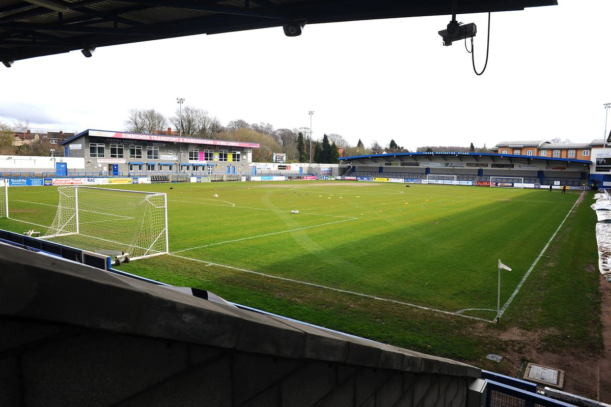 The New Bucks Head could welcome fans back from next month Pic: Mike Sheridan