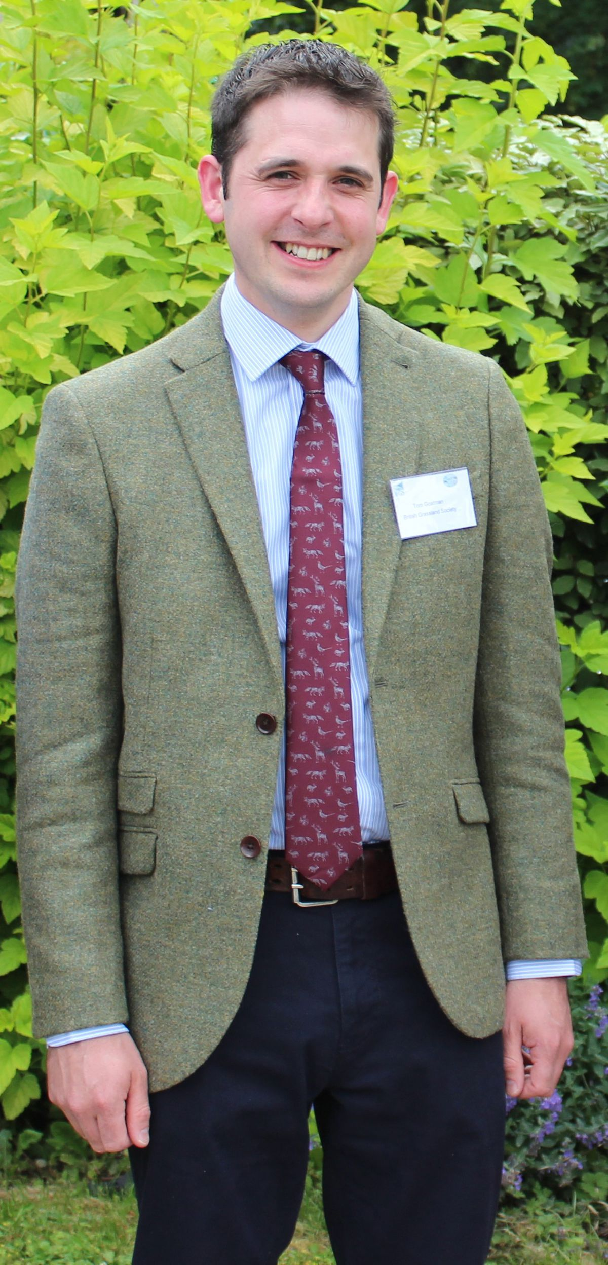 Tom Goatman is the British Grassland Society chief executive.