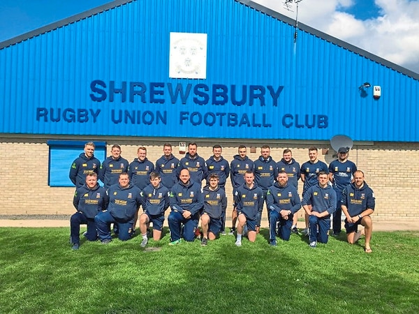 Shrewsbury Rugby Club have their own set of invincibles