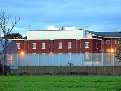 Drug finds in Shropshire prison treble in five years