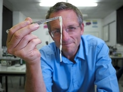 On tour - Dr Michael Mosley shares tale of the tapeworms