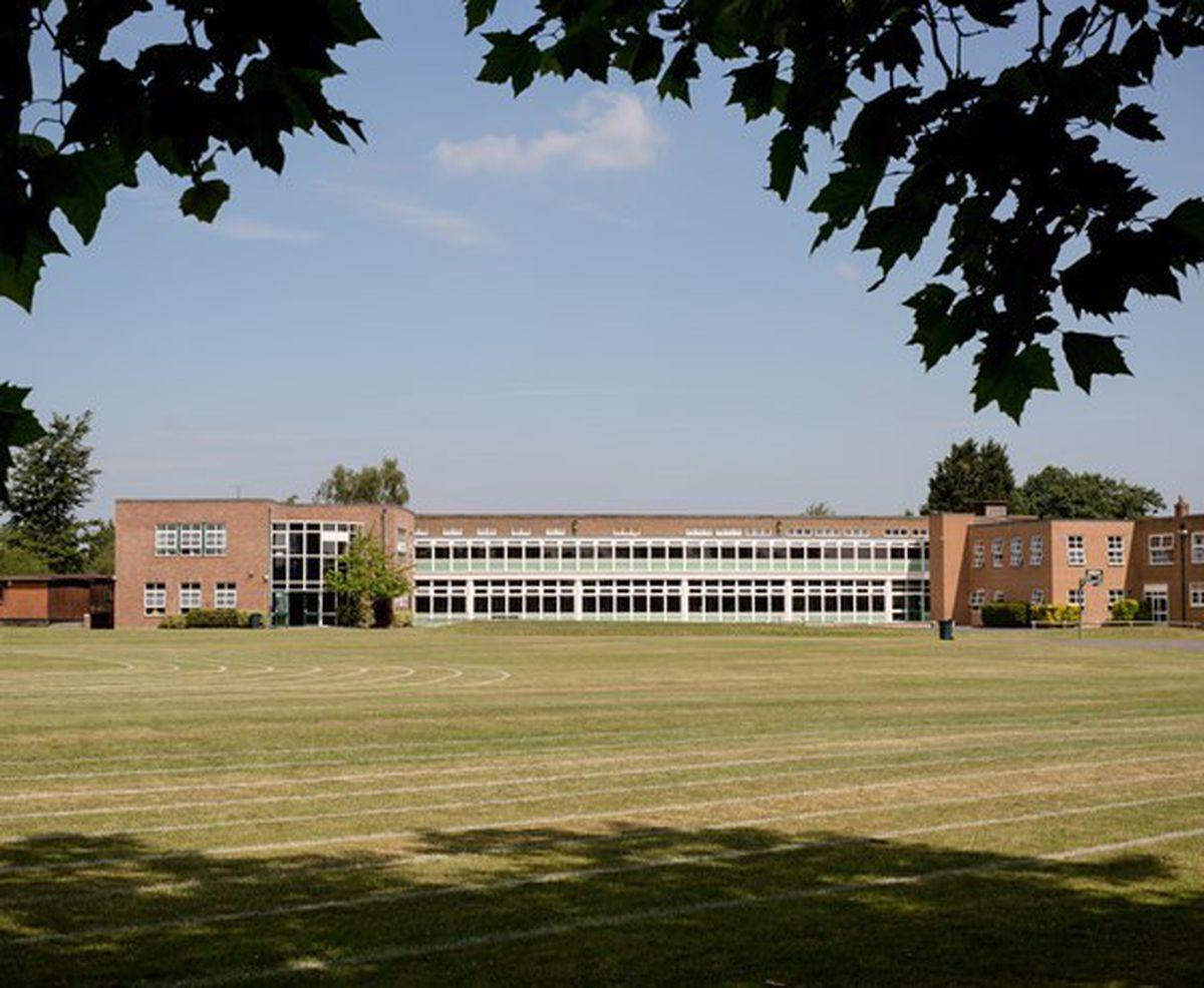 The Priory School in Shrewsbury