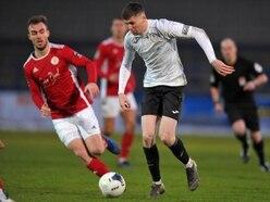 Matty Stenson repaid AFC Telford faith by staying put