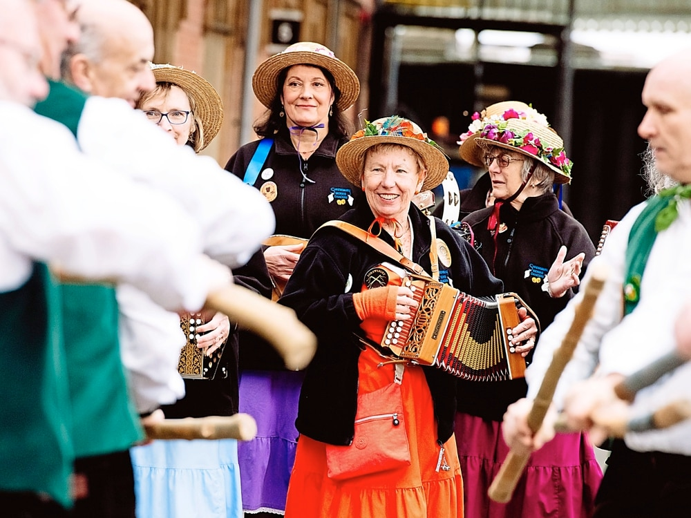 What it's like to be a Morris dancer: We're keeping tradition alive