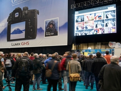 Experts to deliver talks at The Photography Show and Video Show in Birmingham