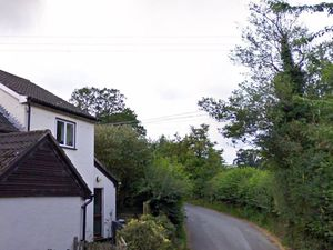 Habberley Road, Pontesbury. Photo: Google StreetView.