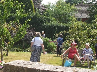 Open gardens event to get bigger and better