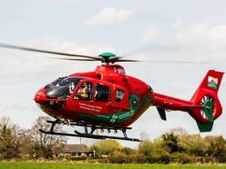 Girl taken to hospital after pupils in minibus crash