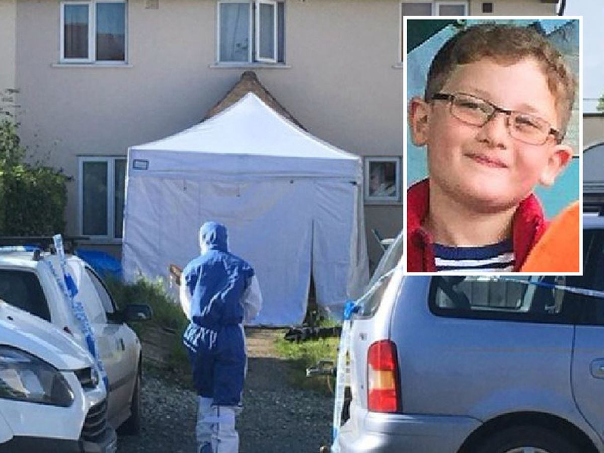 Archie Spriggs was murdered at the home he shared with his mother and her partner