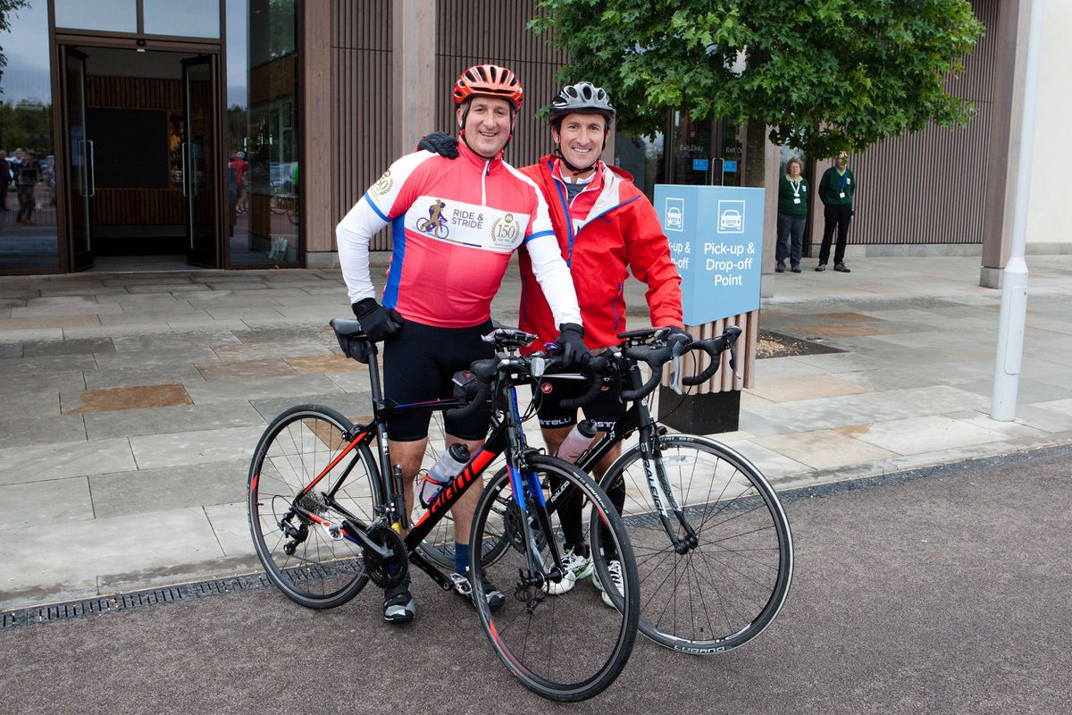 Brothers Robin and Chris Morris of Morris & Company