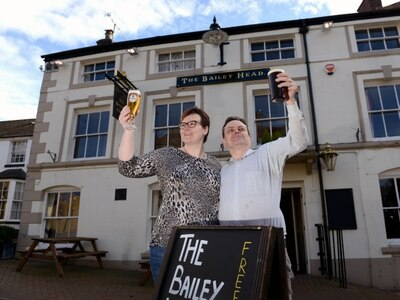 Top pubs are the toast of the county