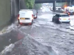 Severe storms to continue after causing disruption to swathes of UK