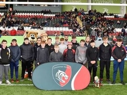 Oswestry enjoy a day in the tigers' den