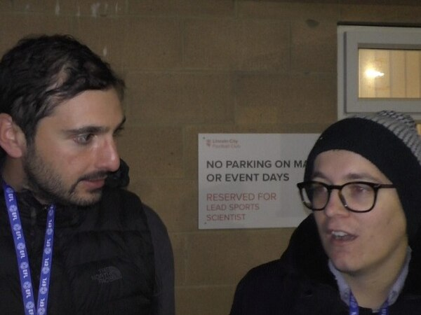 Lincoln 0 Shrewsbury 0: Lewis Cox and Nathan Judah analysis - WATCH