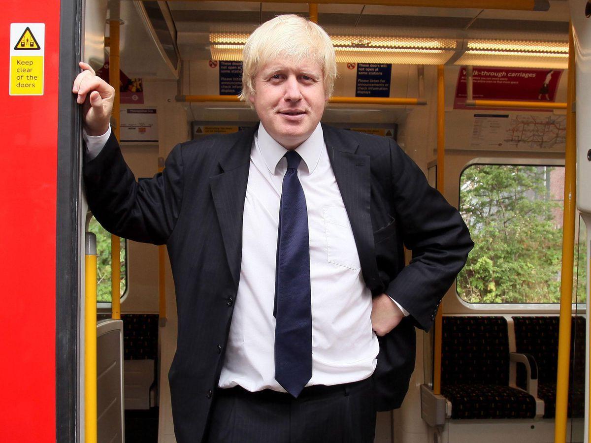 Boris Johnson has a major soft spot for an infrastructure project