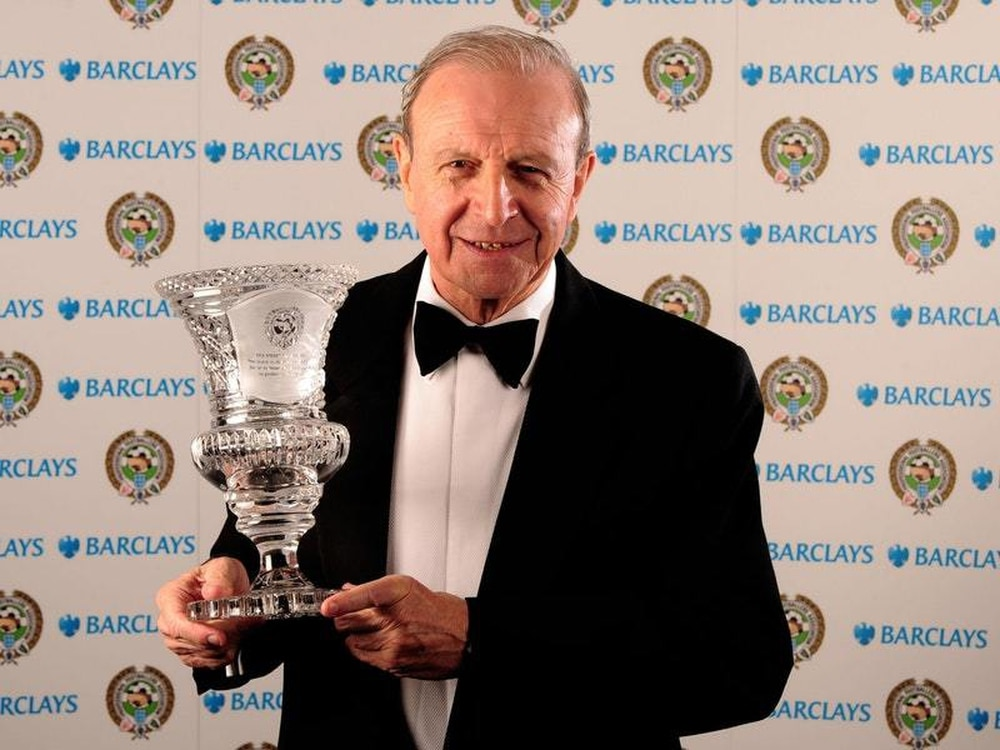Ex-England captain Jimmy Armfield dies aged 82