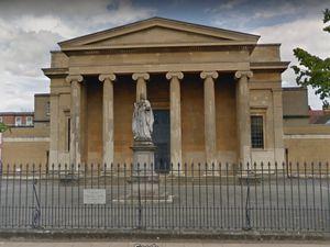 Worcester Crown Court. Photo: Google Maps