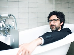 Mark Watson brings final date of tour to Shrewsbury - review