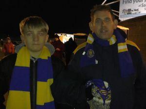 Shrewsbury Town fans