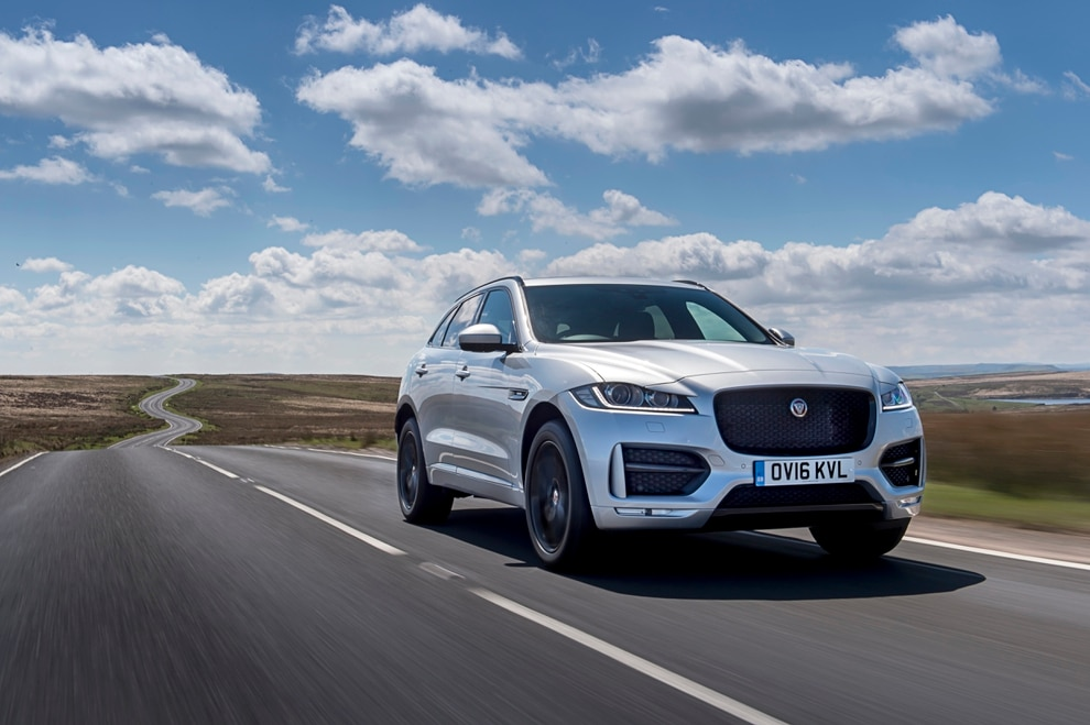 Jaguar Land Rover roars to strongest sales in US for more than a ...