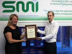 Company of the Year award for Telford manufacturing firm