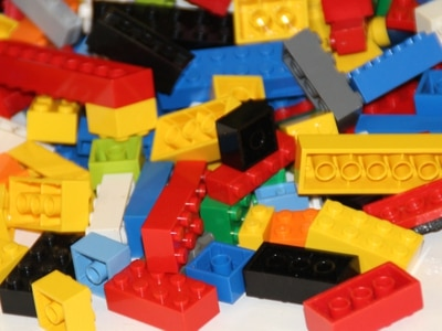 Building confidence: Shropshire college in Lego bricks appeal to help students' communication skills