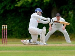 Warrick Fynn stars with bat and ball on first day for Shropshire against Cornwall