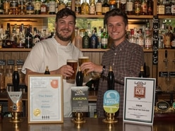 Shropshire pub named best newcomer in this year's Good Pub Guide