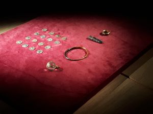 Items from the hoard